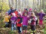 Guides pédagogiques d'éducation au développement durable…une année de vie avec la nature en classe.